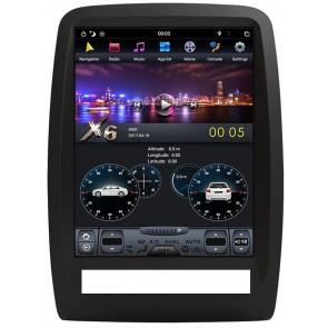"""Autoradio Homologado DODGE DURANGO 2011-2019 Procesador 6 Nucleos (64+4) Sistema Android 9 - Pantalla Tesla Style 12.1"""" Vertical con GPS-BT-USB-WIFI +Cam +TV full HD (Importación 10D) PREMIUM Series"""