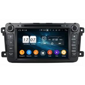 """Autoradio Homologado MAZDA CX9 2006-2015 Procesador 8 Nucleos (64+4) Android 10 - Pantalla 7"""" Tecnologia Ips con DVD-WIFI-GPS-BT-Procesador Audio DSP +Cam +TV Full HD (Importación 10D) PREMIUM series"""