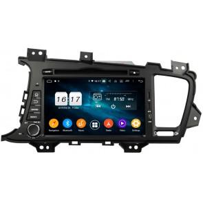 """Autoradio Homologado KIA OPTIMA 2012-2013 Procesador 8 Nucleos (64+4) Android 9 - Pantalla 8"""" Tecnologia Ips con DVD-WIFI-GPS-BT-Procesador Audio DSP +Cam +TV Full HD (Importación 10D)"""