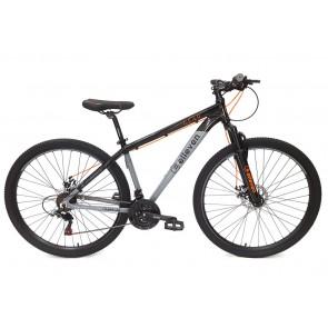 """Bicicleta ELLEVEN modelo GEAR aro 29"""" Talla L (Gris con Negro)"""