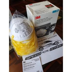 Mascarilla Respirador 3M N95 modelo 8210 (PRECIO UNITARIO)  Versión Americana