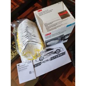 Caja de Mascarillas Respirador 3M N95 modelo 8210 (20 unidades)  Versión Americana