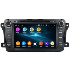 Autoradio Homologado MAZDA CX9 2006-2015 Procesador 8 Nucleos (64+4) Android 9 - Pantalla 7