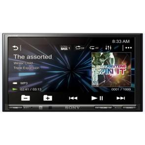"""Autorradio 2DIN SIN DVD y pantalla de 7"""" marca SONY modelo XAV-V751BT (USB-Bluetooth)"""