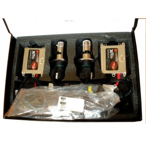 Luces HID OZ TUNING  Doble contacto H4 - (6000K y 8000K a 35W Cambus)