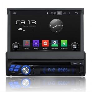 Equipo de ultima Generación de 1DIN (17.5 x 5 cm) ANDROID reproductor DVD-GPS-TV-Wifi con Bluetooth (Importacion)