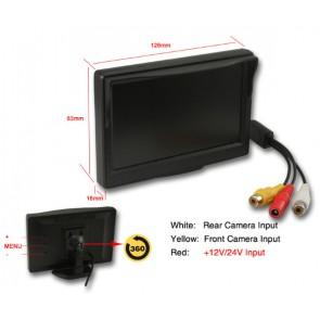 Pantalla LCD de 5