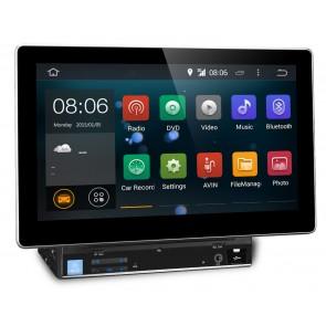 Autoradio Android de ultima generación UNIVERSAL 2DIN con DVD Pantalla plana 10