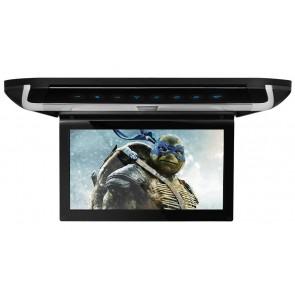 """Pantalla de techo 10"""" con Lector de DVD, panel tactil + Juegos +HDMI USB SD MARCA XTRON (En Stock) CR108HDS"""