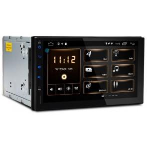 Autoradio de ultima generacion 2DIN Universal Marca XTRONS, pantalla tactil de 7
