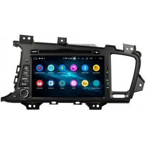Autoradio Homologado KIA OPTIMA 2012-2013 Procesador 8 Nucleos (64+4) Android 10 - Pantalla 8