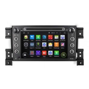 """Autoradio homologado SUZUKI GRAND VITARA-GRAND NOMADE 2005-2014 Procesador de 8 nucleos con sistema operativo Android 6.0.1 - Pantalla 7"""" + Camara Retro, DVD-TV-GPS-BT-USB-SD-WIFI (Importación 10D)"""