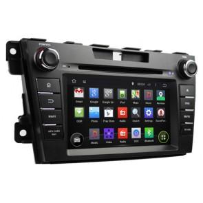 "Autoradio homologado MAZDA CX7 2006-2012 Procesador de 8 nucleos con sistema operativo Android 6.0.1  - Pantalla 7"" + Camara Retro, DVD-TV-GPS-BT-USB-SD-WIFI (Importación 10D)"
