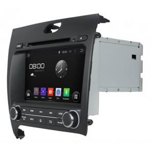 Autoradio homologado KIA CERATO 2013-17 Procesador de 8 nucleos con sistema operativo Android 6.0.1 - Pantalla 8