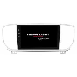 """Autoradio homologado para KIA SPORTAGE 2016 – 2018, Pantalla 9"""" Procesador 4 Nucleos (16+2), Android 10 con GPS-BT-USB-WIFI-Camara Retro (EN STOCK) HOFFMANN SIGNATURE"""