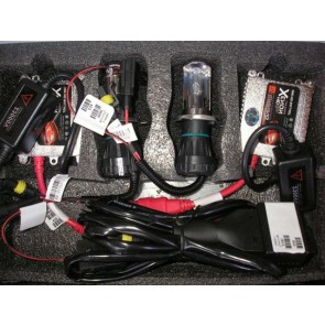 Luces HID OZ TUNING  Doble contacto H4 - (3000K, 4300K, 10000K y 12000 a 35W Cambus)