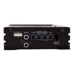 Amplificador de 1 canal marca SOUNDSTREAM modelo PN1.650D (650x1)