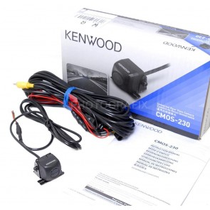 Camara de retroceso original KENWOOD modelo CMOS-230