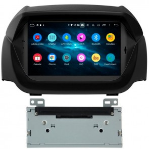 "Autoradio Homologado FORD ECOSPORT 2011-2017 Procesador 8 Nucleos (64+4) Android 9 - Pantalla 7"" Tecnologia Ips con DVD-WIFI-GPS-BT-Procesador Audio DSP +Cam +TV Full HD (Importación 10D)"