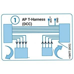PRIMA T-HARNESS TOYOTA-LEXUS CABLES DE INTEGRACION marca AUDISON modelo AP T-H TOL01