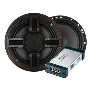 Mid bass MBQUART Premium Series modelo PVI164