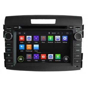 "Autoradio homologado HONDA CRV 2012-2016, Procesador de 8 nucleos con sistema operativo Android 6.0.1 - Pantalla 7"" + Camara Retro, DVD-TV-GPS-BT-USB-SD-WIFI (Importación 10D)"
