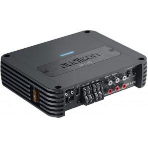 Amplificador de 4 canales con Crossover marca AUDISON modelo SR 4.300