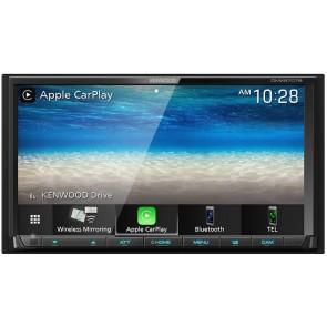 "Equipo Multimedia Kenwood DMX-9707S de 6.95"" - 2 DIN AAC/WMA/WAV/MP3/Bluetooth/USB"