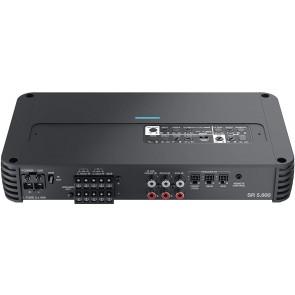 Amplificador de 5 canales con Crossover marca AUDISON modelo SR 5.600