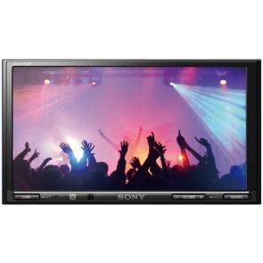 Autorradio 2DIN SIN DVD y pantalla de 7