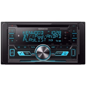 Equipo Multimedia Kenwood DPX523BT 2 DIN AAC/WMA/WAV/MP3-Stereo/Bluetooth