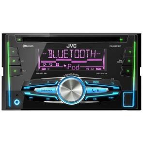 Autorradio marca JVC MOBILE modelo KW-R910BT
