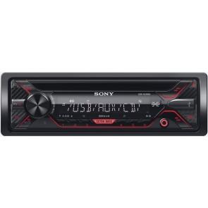 Autorradio USB marca SONY modelo CDX-G1200U