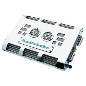 Amplificador marca AUDIOBAHN modelo A1502DP