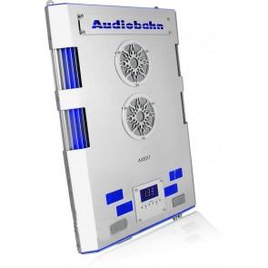 Amplificador marca AUDIOBAHN modelo A3201T