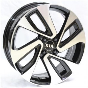 """Juego de aros RPC Wheels  modelo A422  mb - Réplica - 17""""x6.5"""" - 4x100"""
