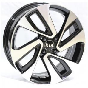 """Juego de aros RPC Wheels  modelo A5208  mb - réplica - 15""""x6.5"""" - 4x100 - Auto"""