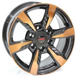 """Juego de aros RPC Wheels  modelo A6049  mb+br5 - réplica - 17""""x8.5"""" - 6x139.7 - Camioneta"""