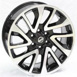 """Juego de aros RPC Wheels  modelo A6056  mb - réplica - 17""""x7.5"""" - 6x114.3 - Camioneta"""