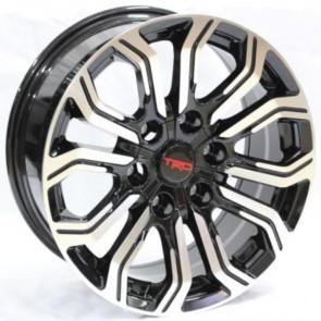 """Juego de aros RPC Wheels  modelo A6079  mb - Réplica - 17""""x8.0"""" - 6x139.7 - Camioneta"""