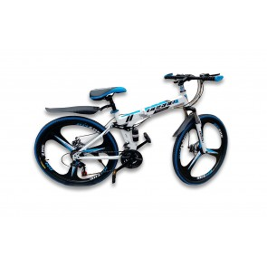 Bicicleta Montañera Plegable BOSNO SP-AB01-02-BL