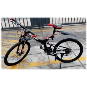 Bicicleta Montañera Plegable BOSNO SP-AB01-04-RNE