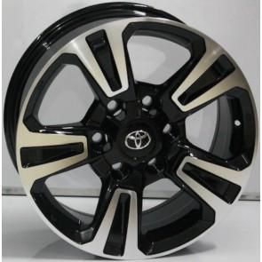 Juego de aros RPC Wheels  modelo AD5549  mb - réplica - 17