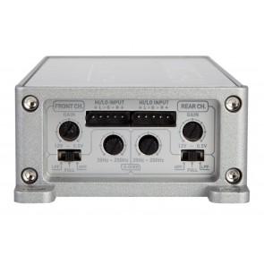 AMPLIFICADOR de 4 canales SOUNDSTREAM ST4.1000D claseD Stealth Nano (90x4 o 250x2)