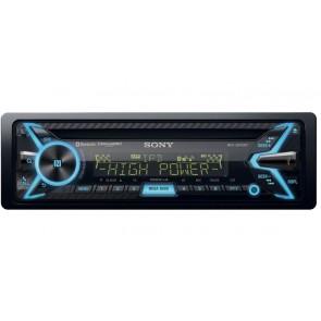 Autoradio 1DIN marca SONY modelo MEX-XB100BT