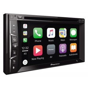 "Autorradio de 6.2"" marca PIONEER modelo AVH-Z2050TV ( TV - Apple Car Play - Bluetooth )"