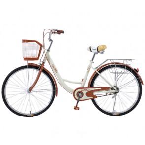 Bicicleta de Ciudad - Campera JINT BIKE SP-AB01-BE