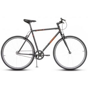 Bicicleta Pistera BEST modelo TESIA aro 700 (Negro con Rojo)