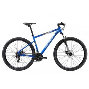 "Bicicleta Montañera SUNPEED modelo ZERO aro 27.5"" talla S (Celeste)"