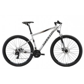 """Bicicleta Montañera SUNPEED modelo ZERO aro 27.5"""" talla S (Gris Plata)"""